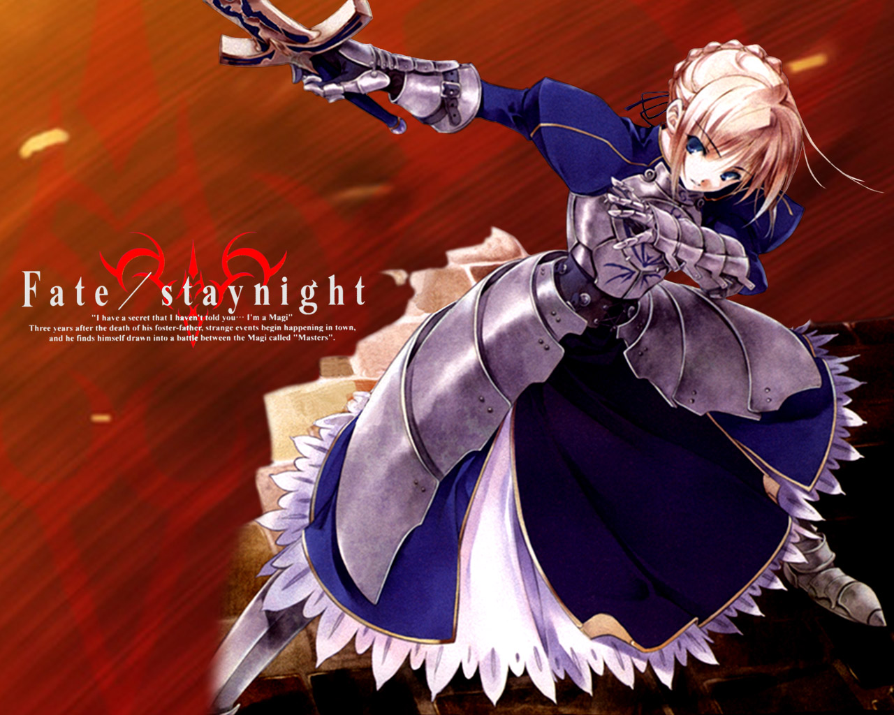 Fate/Stay