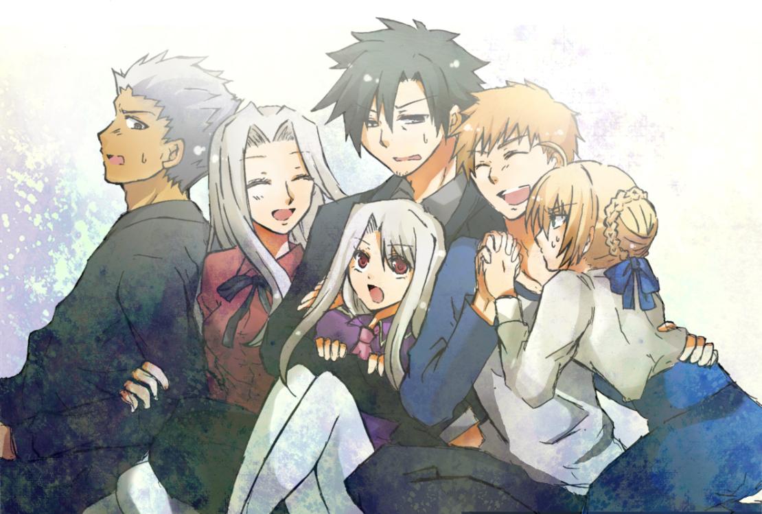 Fate/stay night Image #853136 - Zerochan Anime Image Board