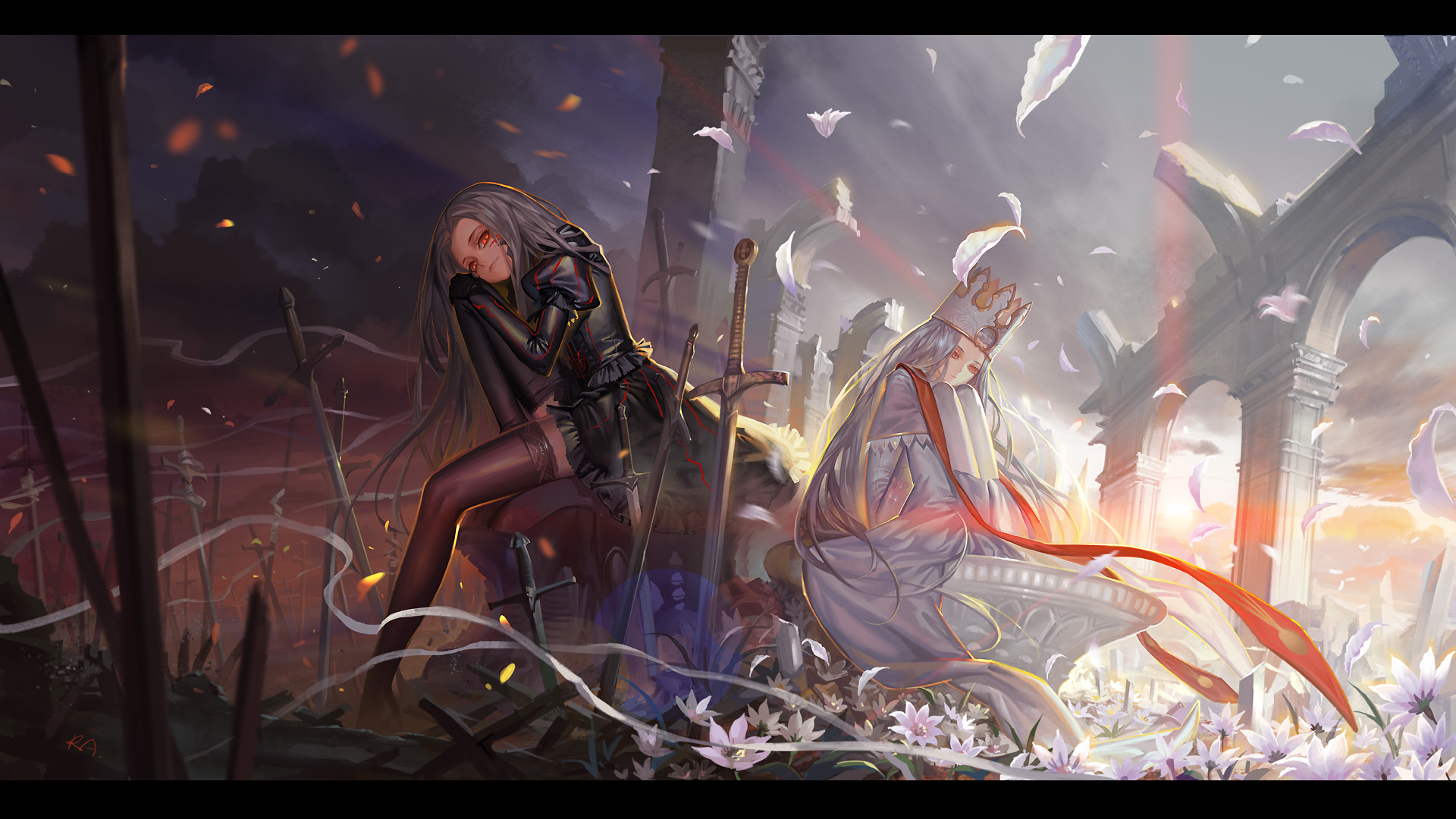 fate  stay night - type-moon