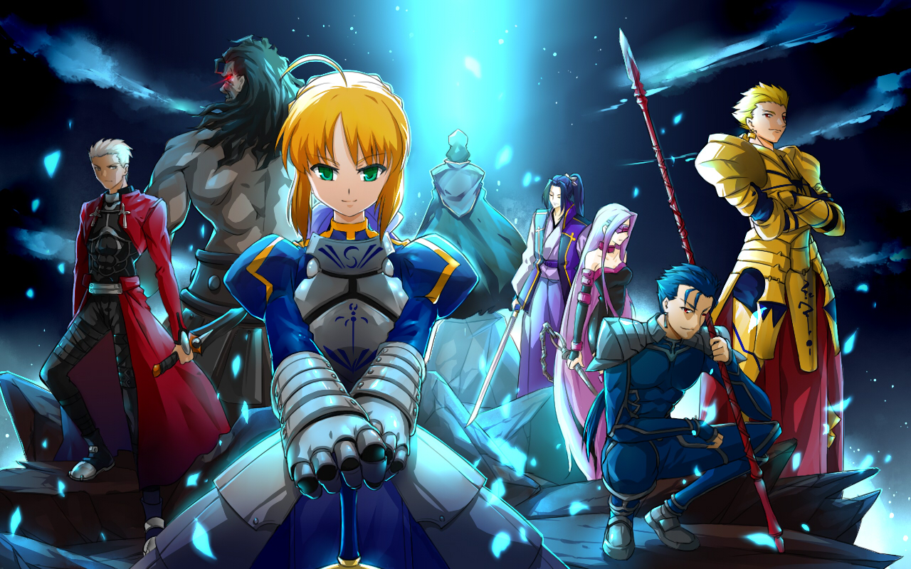 Rider Fate Stay Night Wallpaper Zerochan Anime Image Board