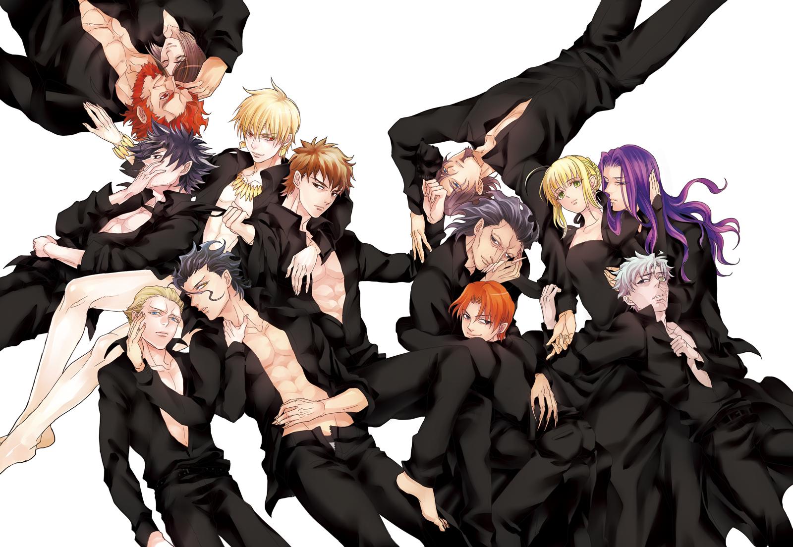View Fullsize Fate Zero Image