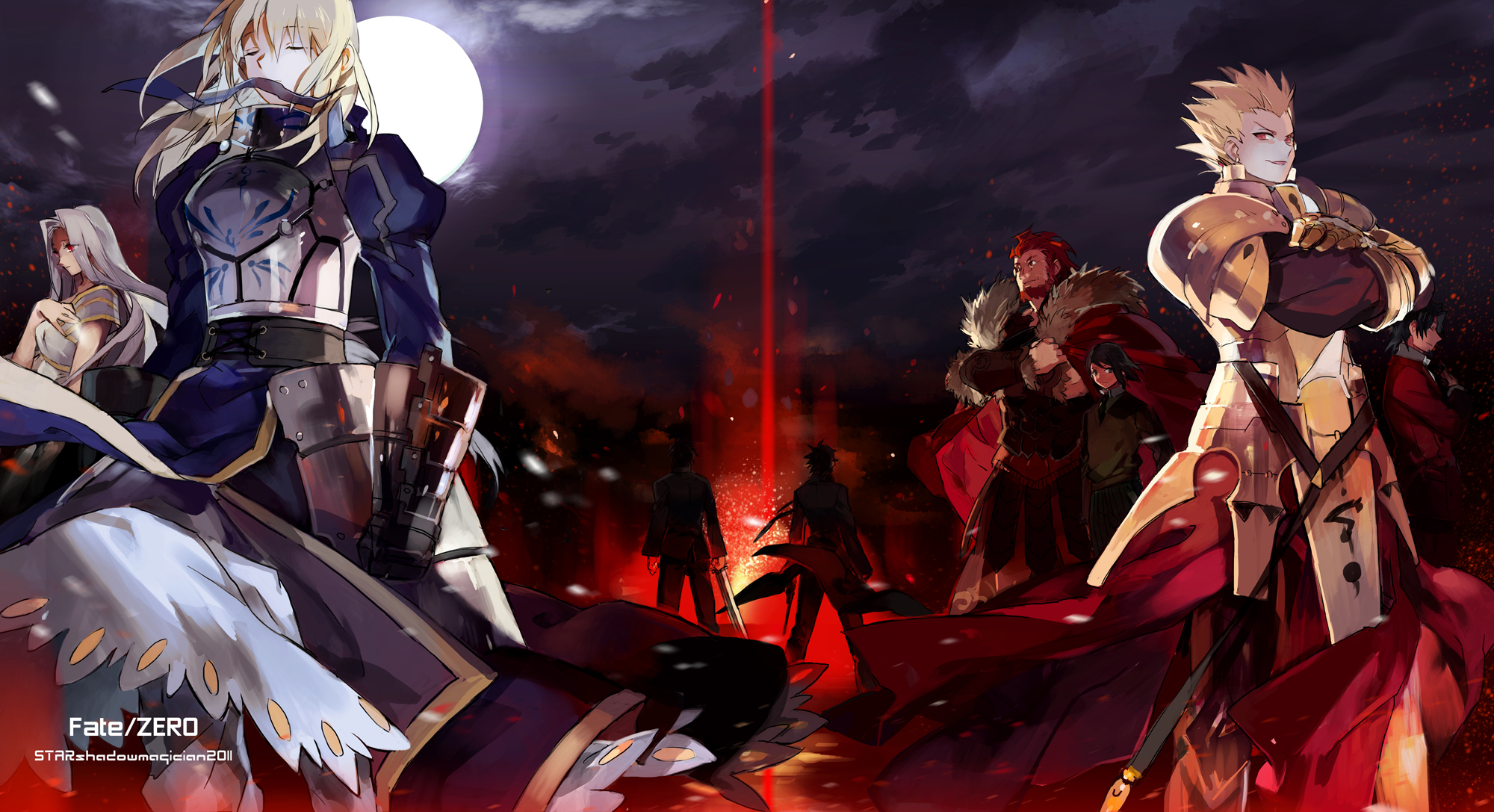 Saber Fate Stay Night Wallpaper Zerochan Anime Image Board
