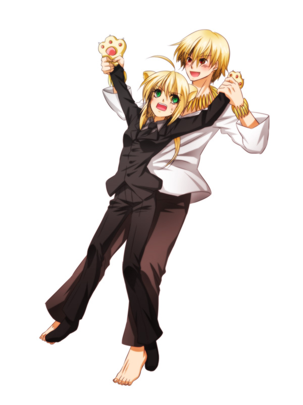 saber fatestay night suit page 13 zerochan anime