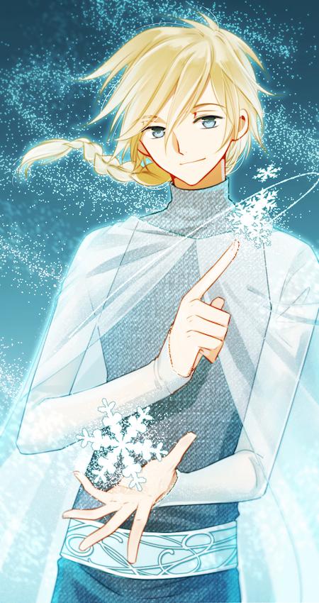 Tags: Anime, Pixiv Id 2750004, Tsubasa: RESERVoir CHRoNiCLE, Fay D. Flourite, Elsa the Snow Queen (Cosplay), Frozen (Parody), Pixiv, Fanart, Fanart From Pixiv