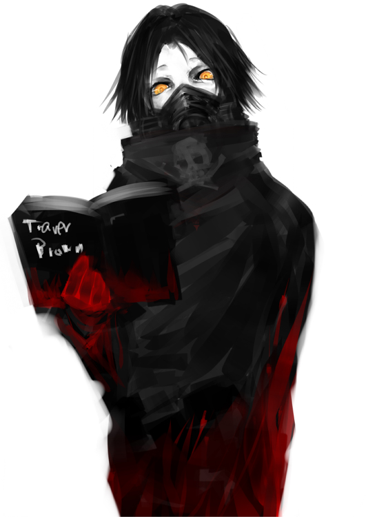 Tags: Anime, Pixiv Id 479516, Hunter x Hunter, Feitan Portor, Fanart From Pixiv, Fanart, Mobile Wallpaper, PNG Conversion, Revision, Pixiv