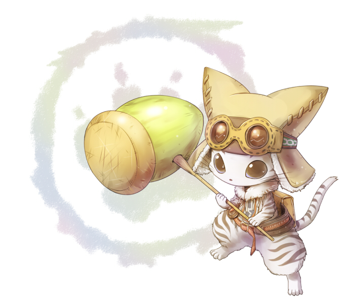 felyne - monster hunter series