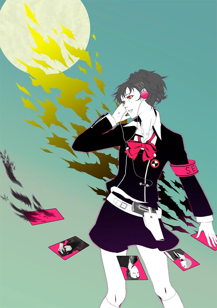 Female Protagonist Persona 3 Persona 3 Portable