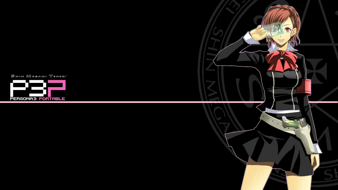 Female Protagonist (PERSONA 3), Wallpaper - Zerochan Anime ...