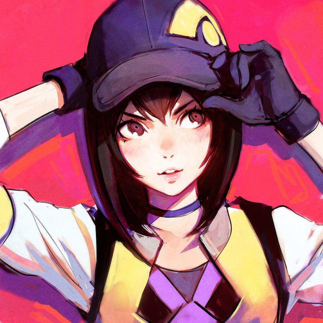 Female Protagonist (Pokémon GO) - Zerochan Anime Image Board