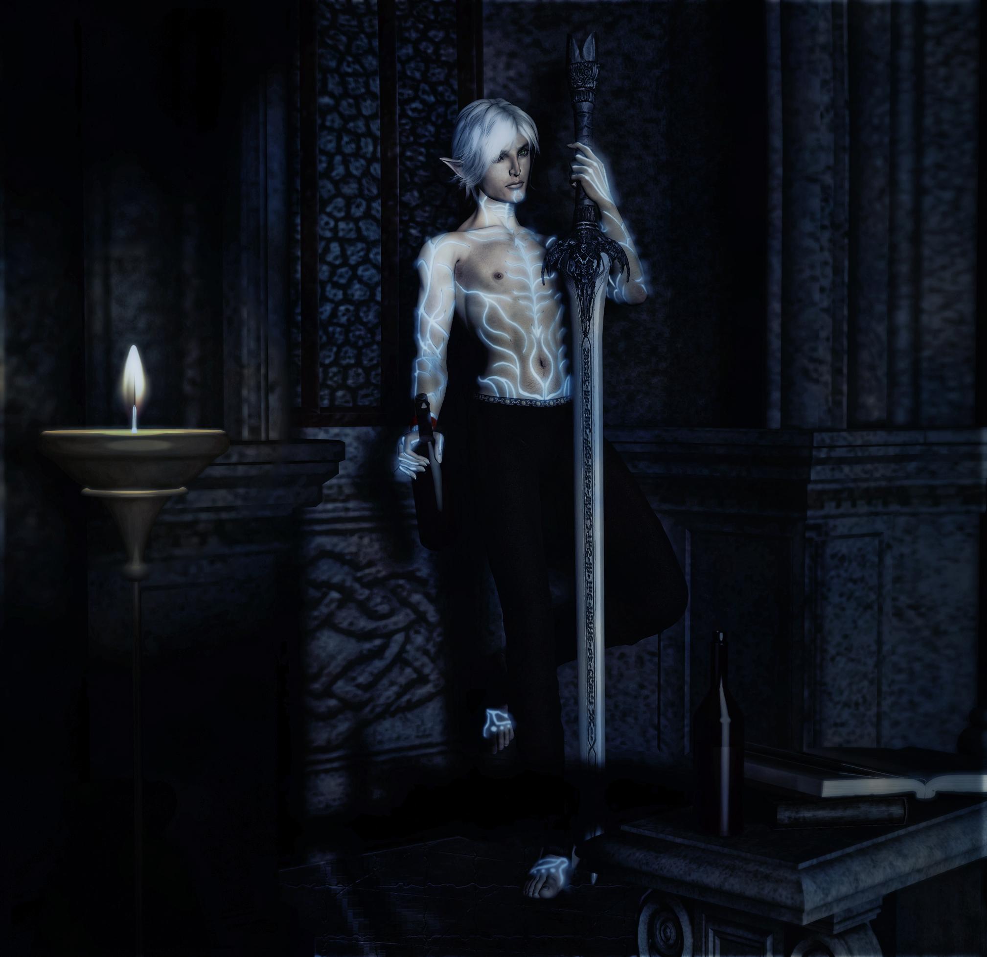 Fenris Dragon Age 2 Zerochan Anime Image Board