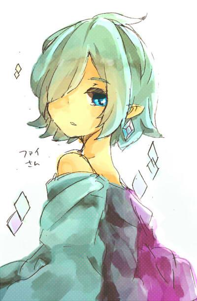 Tags: Anime, Pixiv Id 2538836, Zelda no Densetsu, Zelda no Densetsu: Skyward Sword, Fi, Fanart, Fanart From Pixiv, Mobile Wallpaper, Pixiv
