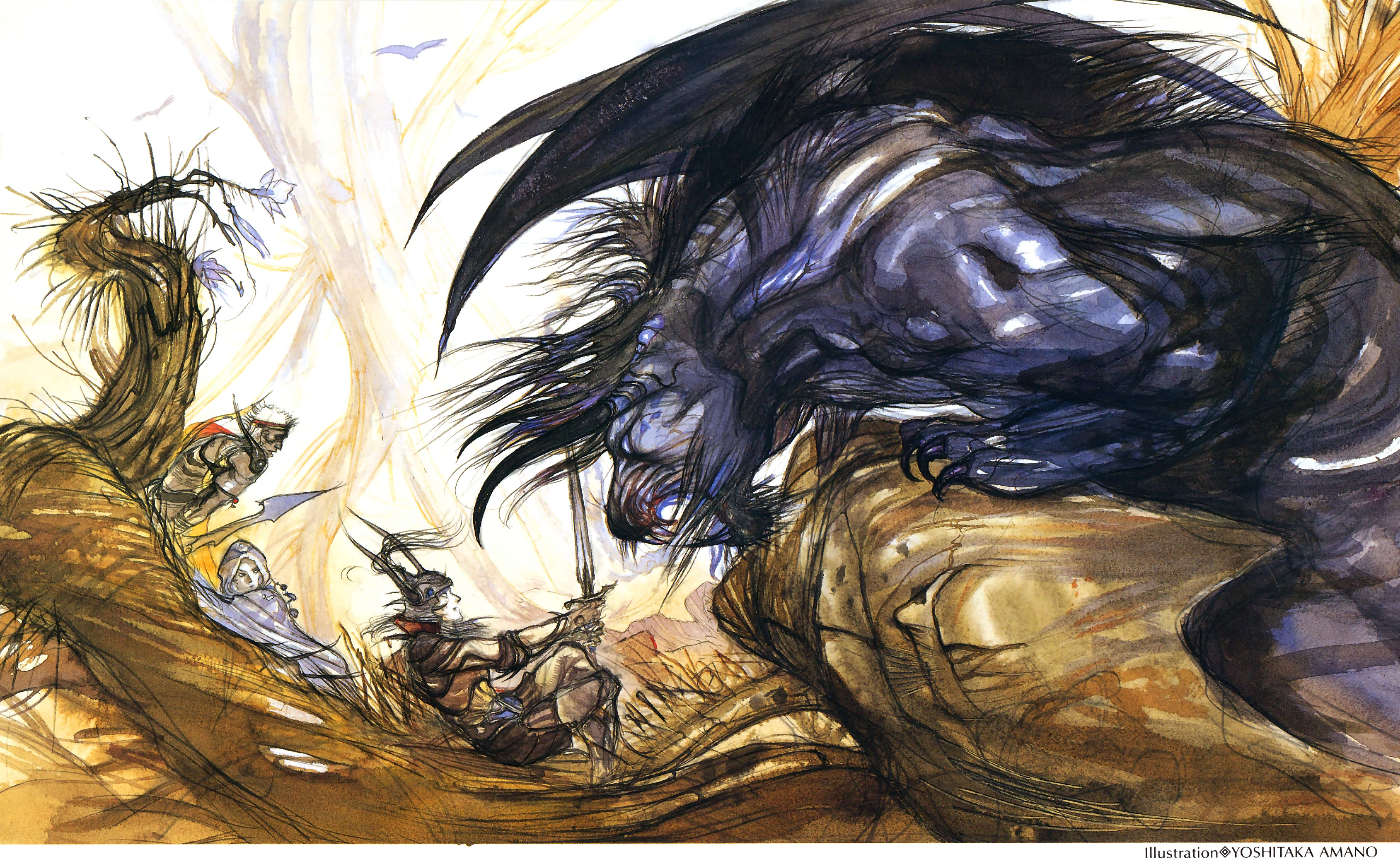 Final Fantasy I Download Image