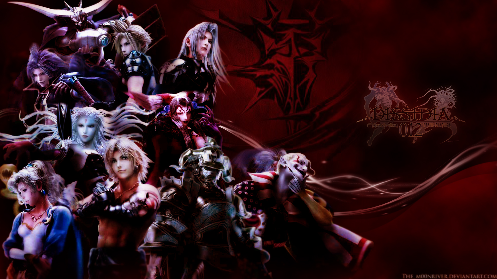 Final Fantasy Series Hd Wallpaper 1098403 Zerochan Anime Image
