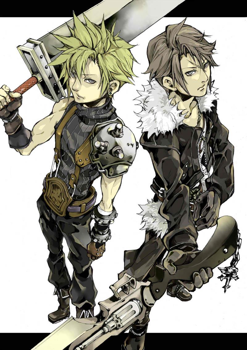 Final Fantasy 7 Anime Characters : Final fantasy series  zerochan