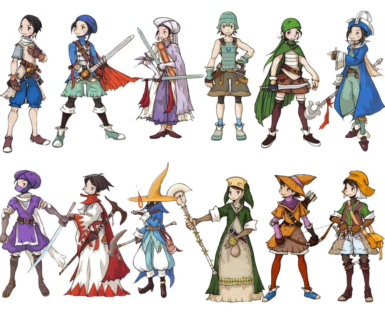 Kindertransport characters final