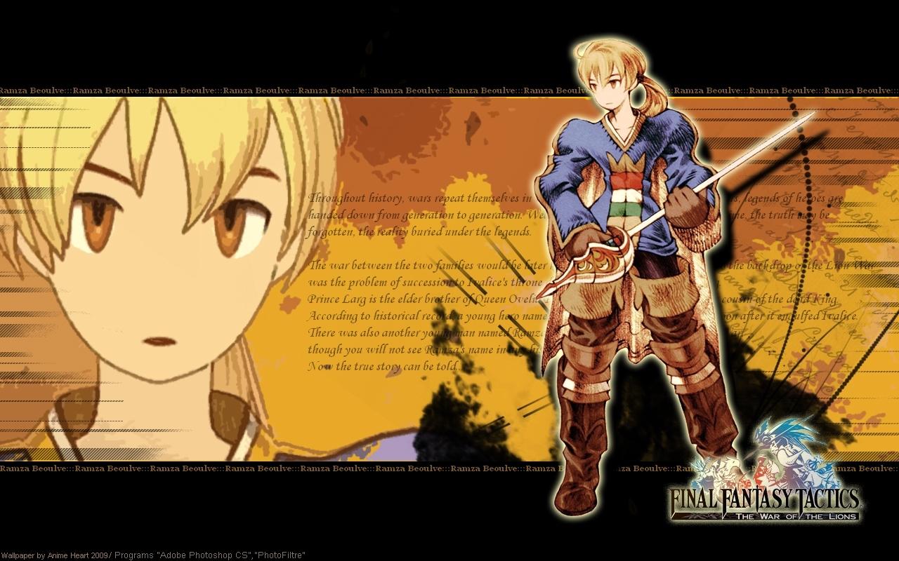 Final Fantasy Tactics Wallpaper Zerochan Anime Image Board