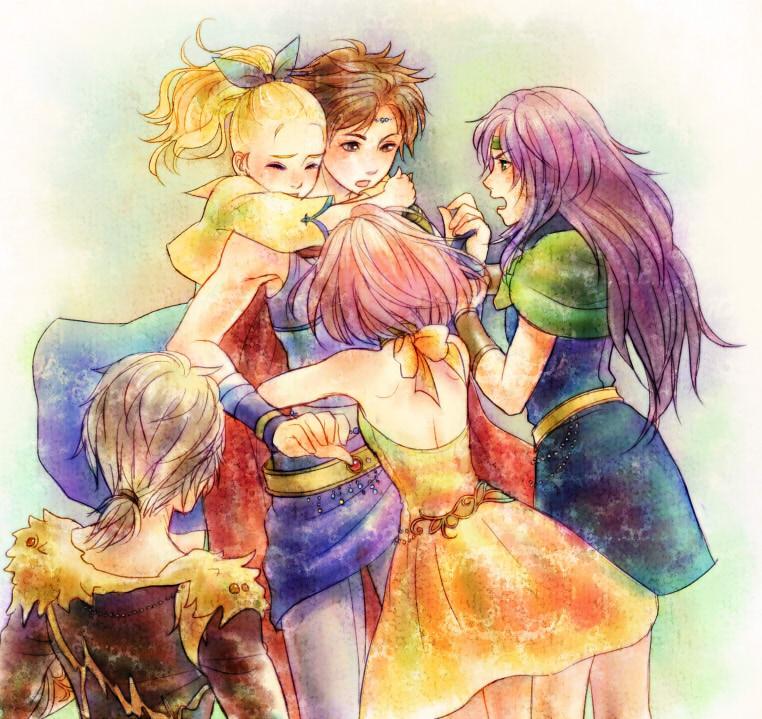 krile mayer baldesion final fantasy v zerochan anime image board