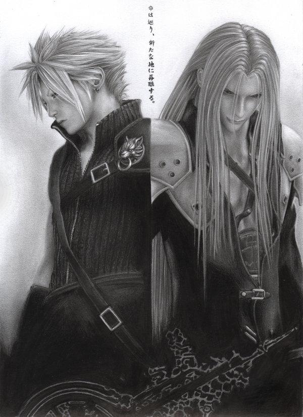 Final Fantasy Vii Mobile Wallpaper 14044 Zerochan Anime