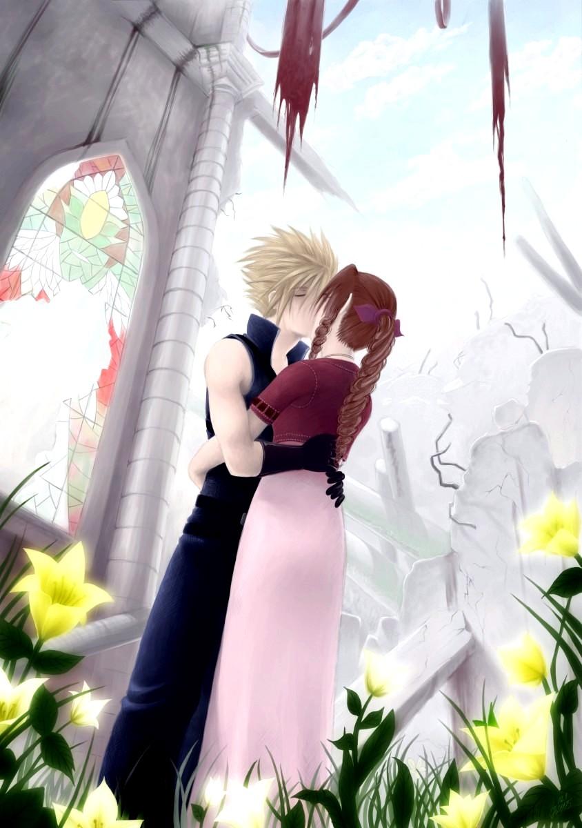 Final Fantasy VII/#156313 - Zerochan