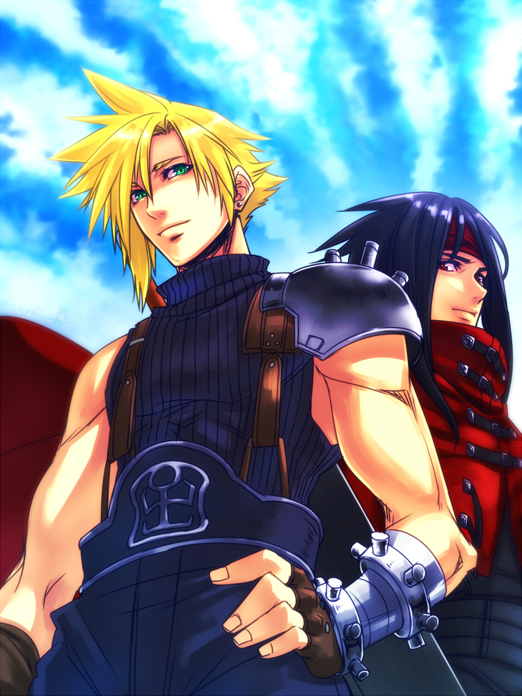 Final Fantasy VII1889368 Zerochan