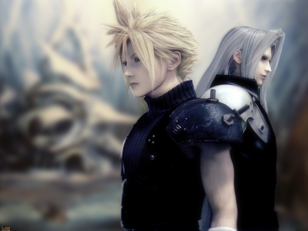 Final Fantasy Vii Wallpaper 199984 Zerochan Anime Image Board