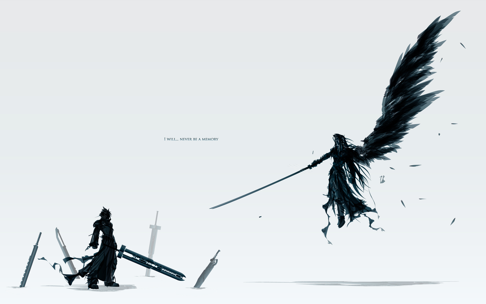 final fantasy vii, wallpaper - zerochan anime image board