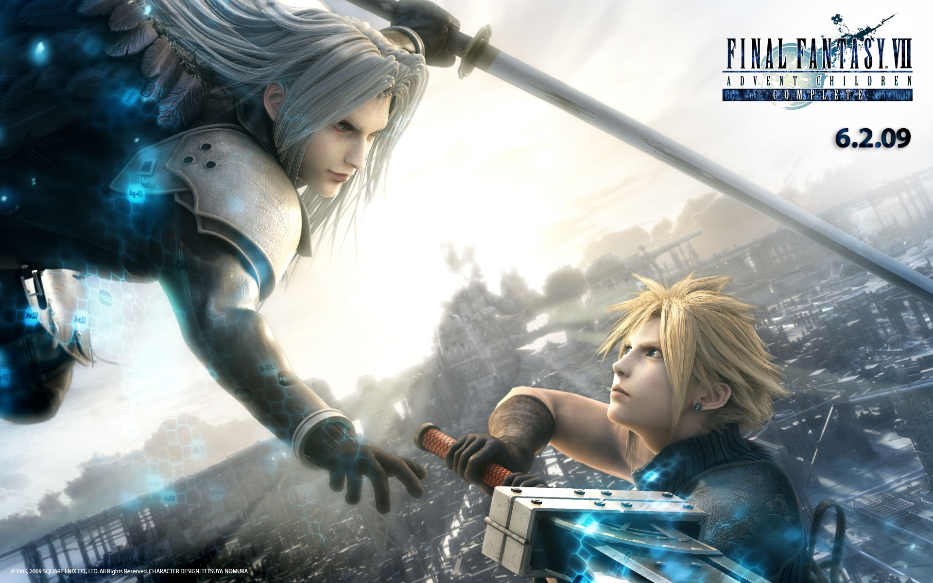 Final Fantasy Vii Wallpaper Zerochan Anime Image Board