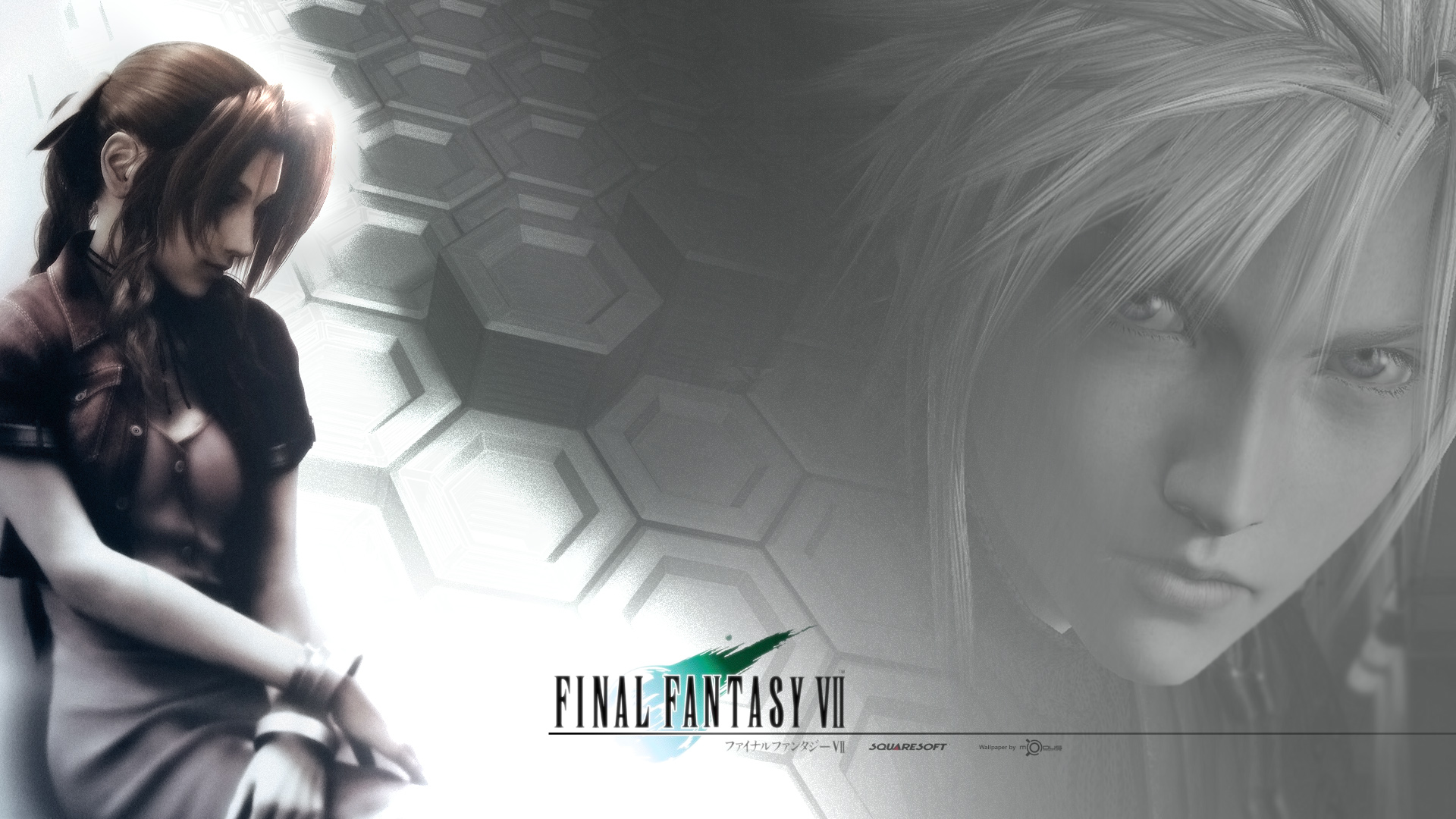 final fantasy vii hd wallpaper #656462 - zerochan anime image board
