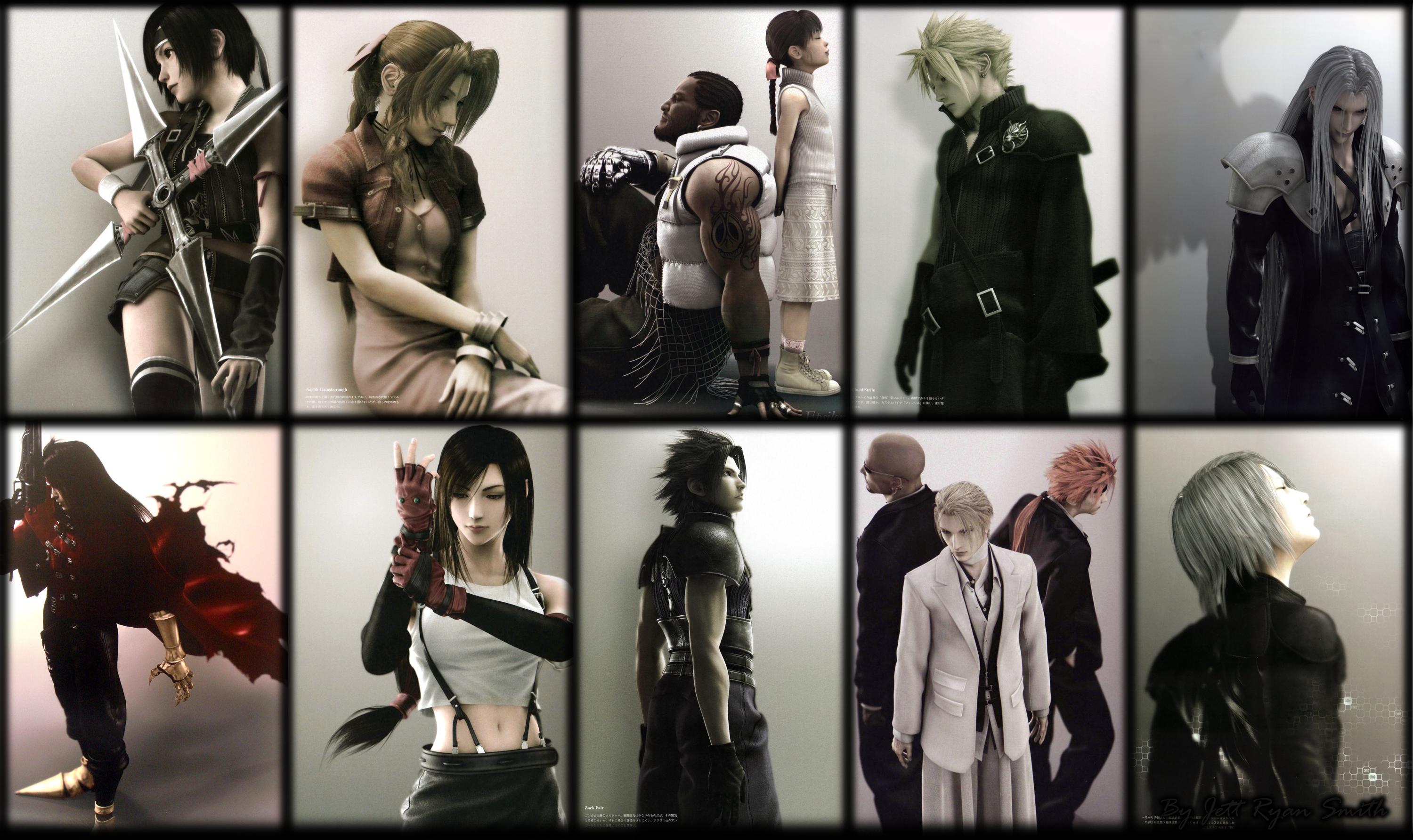 Final fantasy vii wallpaper zerochan anime image board final fantasy vii download final fantasy vii image altavistaventures Gallery