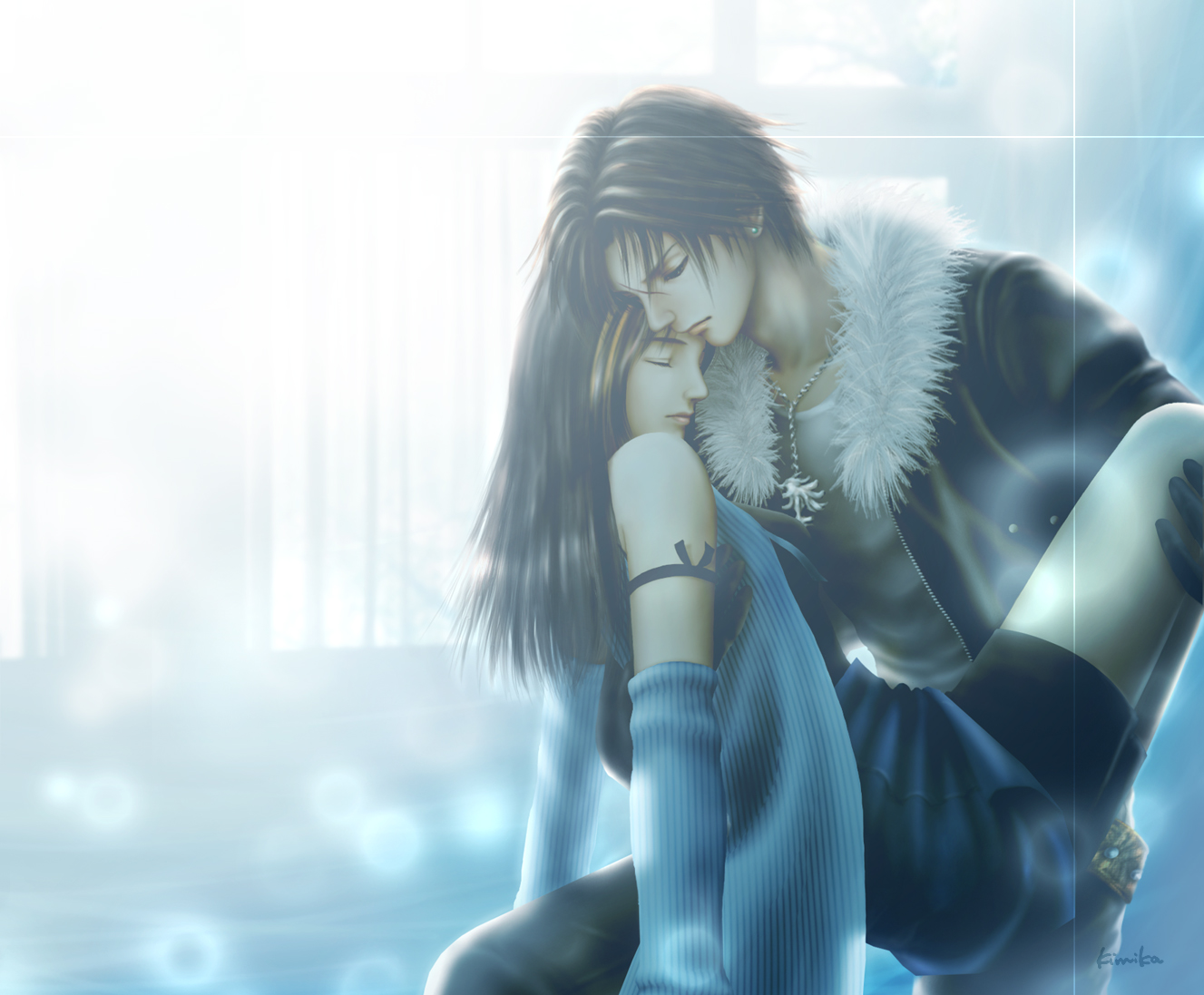 51 Fav Final Fantasy VIII Final Fantasy Rinoa And Squall