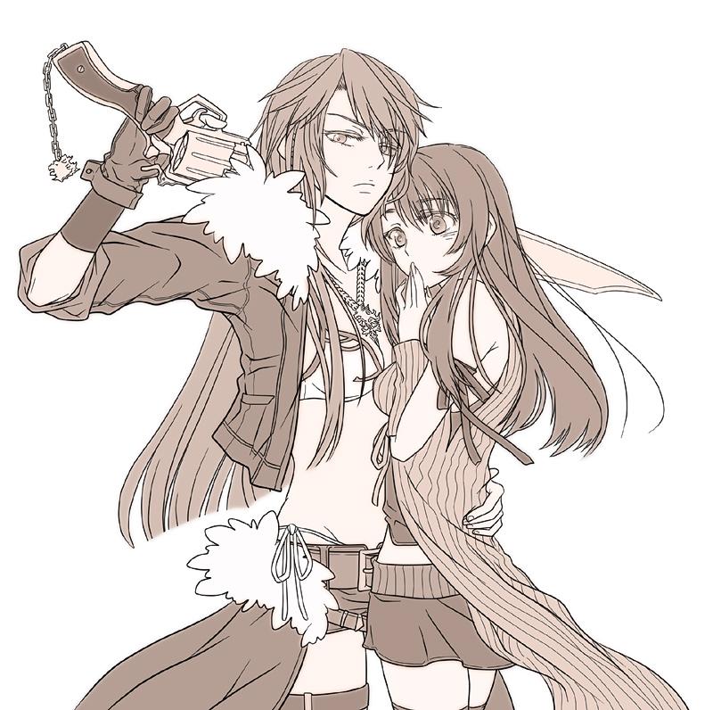 Rinoa Heartilly Squall