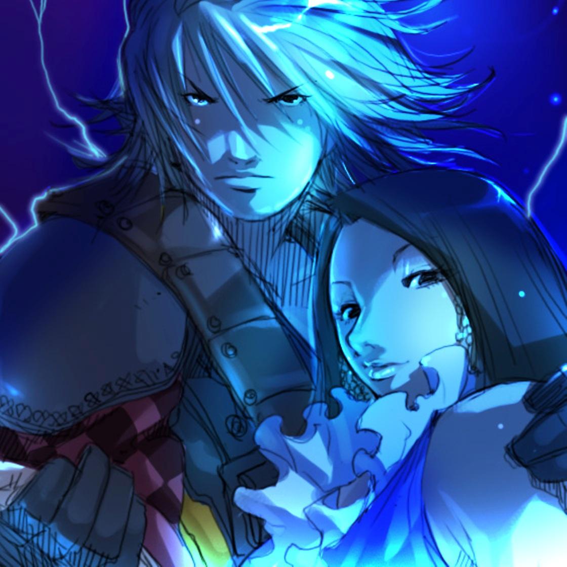 Final Fantasy Lenne And Shuyin Final Fantasy X/#11156...