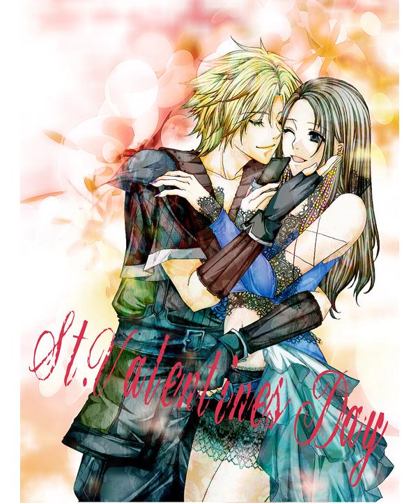 Final Fantasy Lenne And Shuyin Final Fantasy X/#14599...