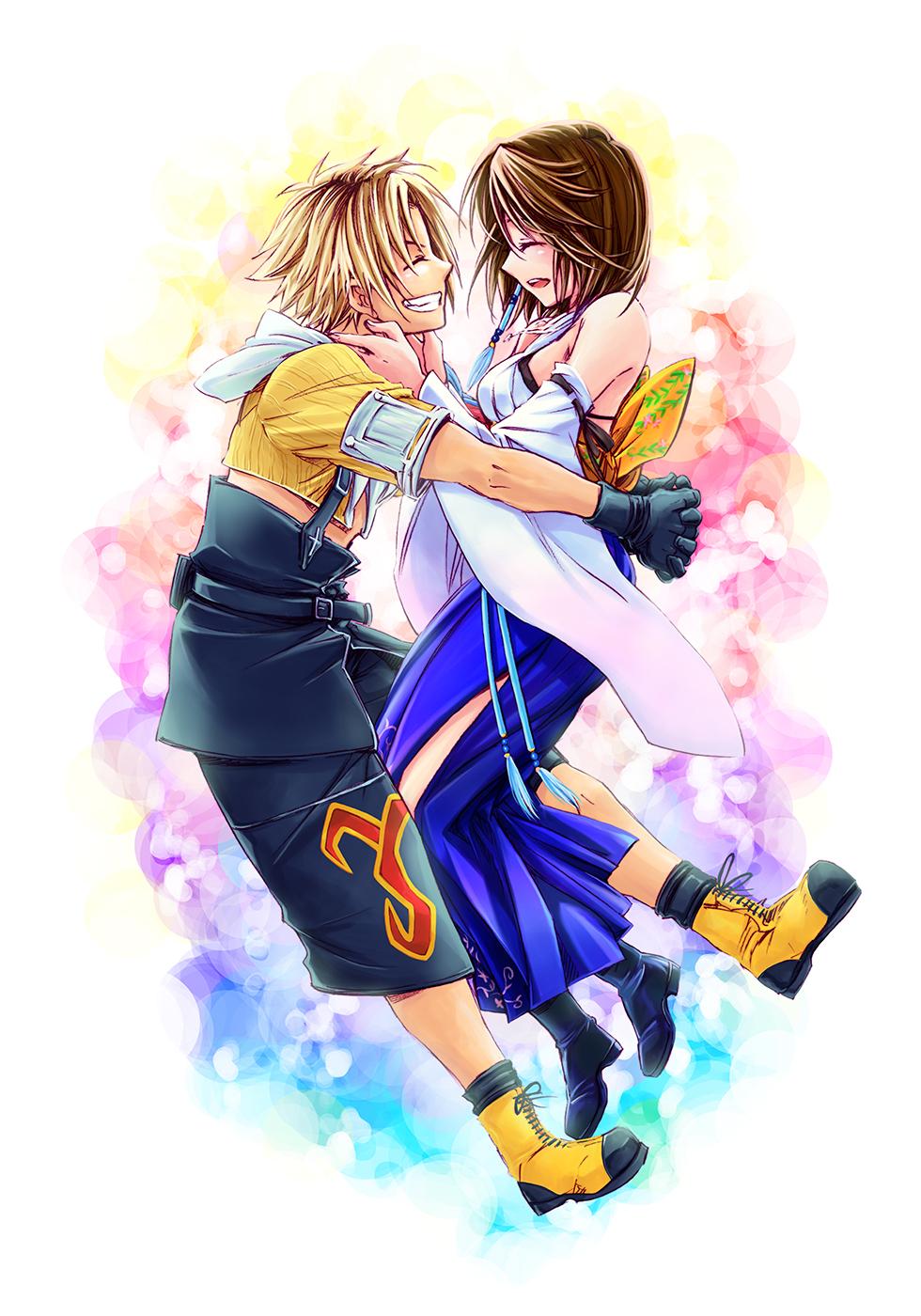 tidus and yuna relationship quiz