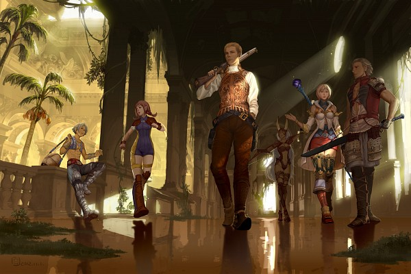 final fantasy 12 quickening how to use