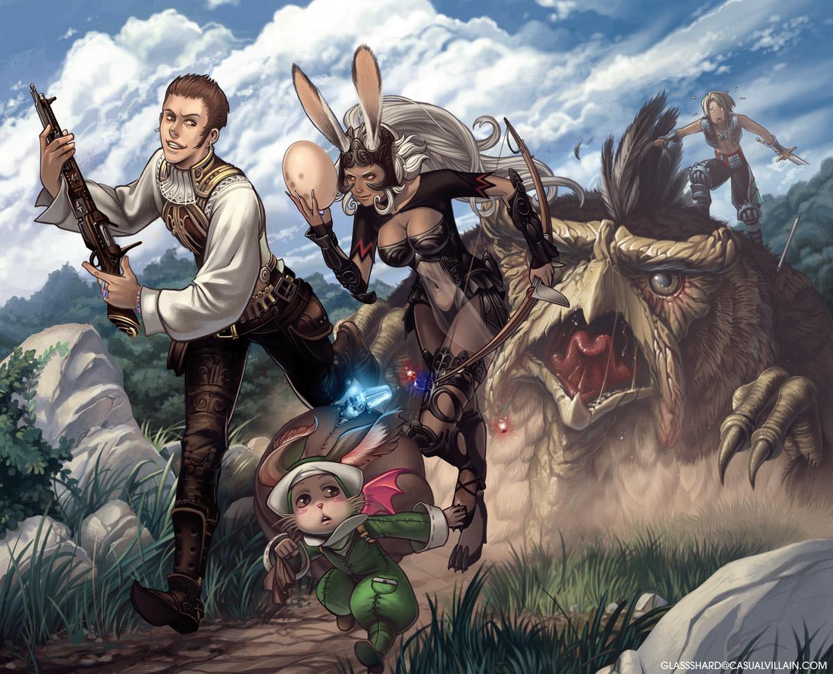 final fantasy xii pc 版