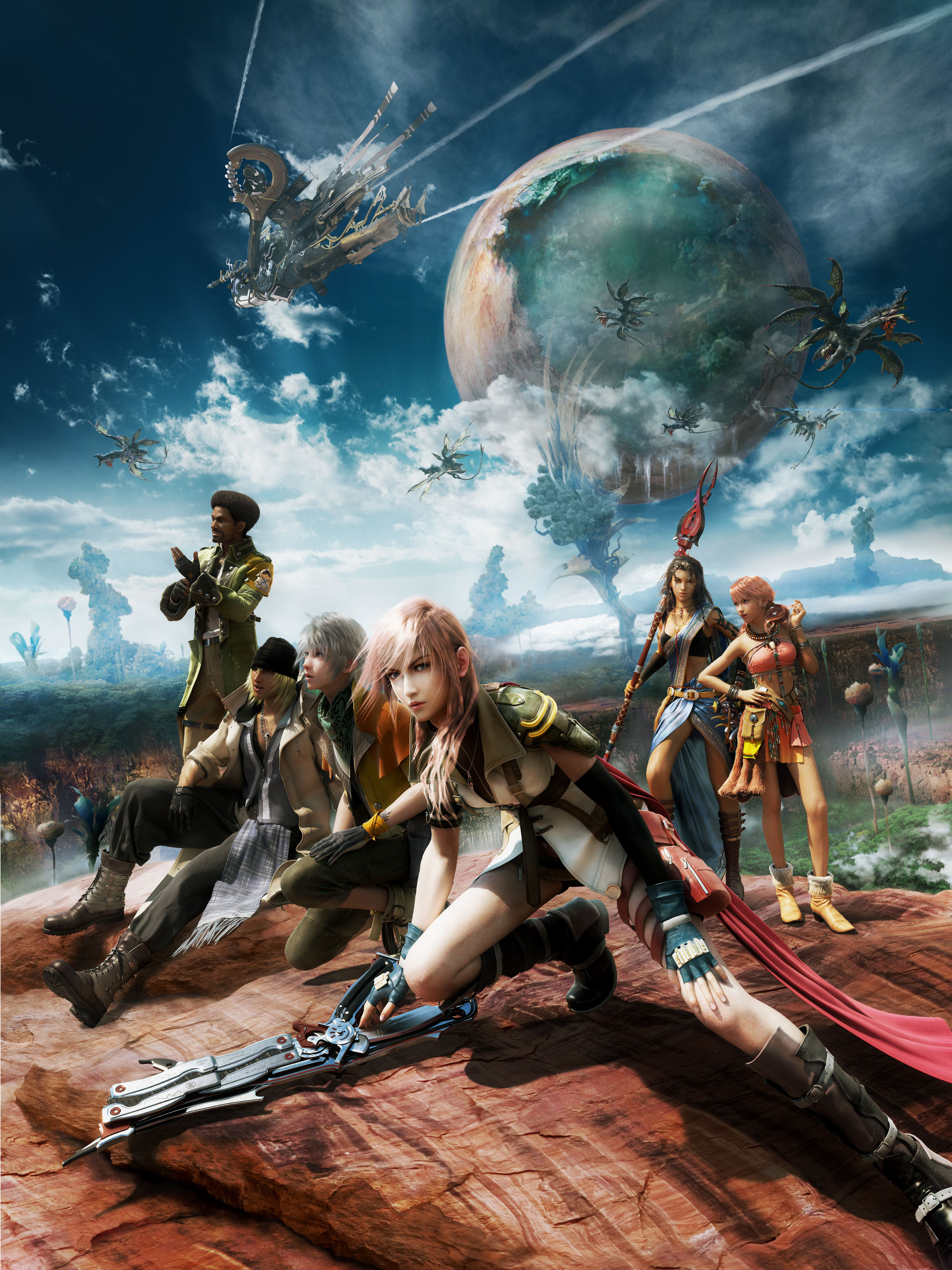 final fantasy xiii - zerochan anime image board