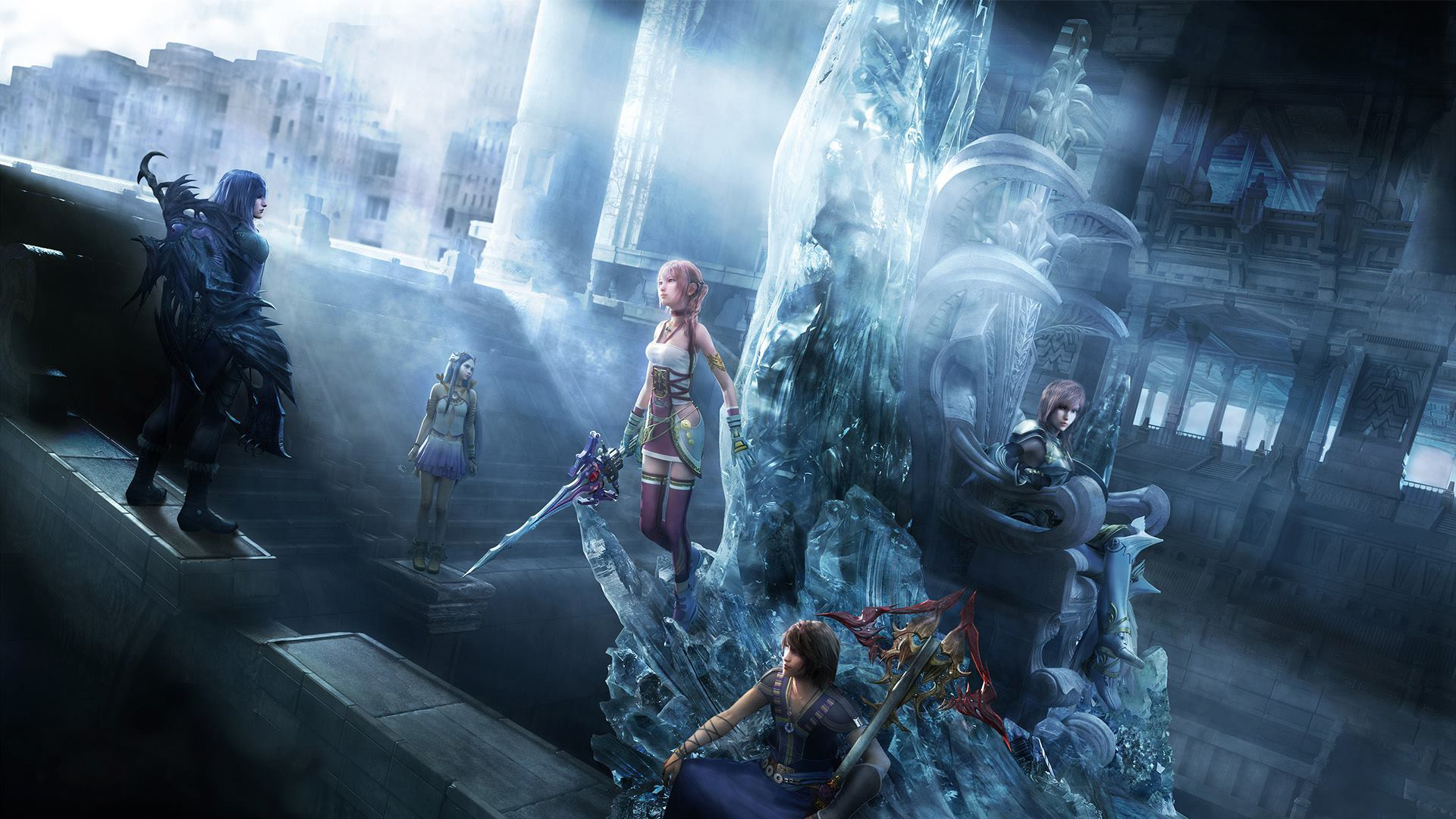 Lightning Returns Final Fantasy XIII-We must save Vanille - YouTube