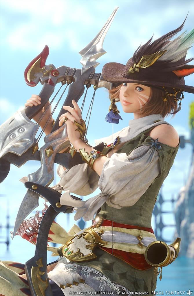 Download Final Fantasy Xiv Wallpaper Phone JPG