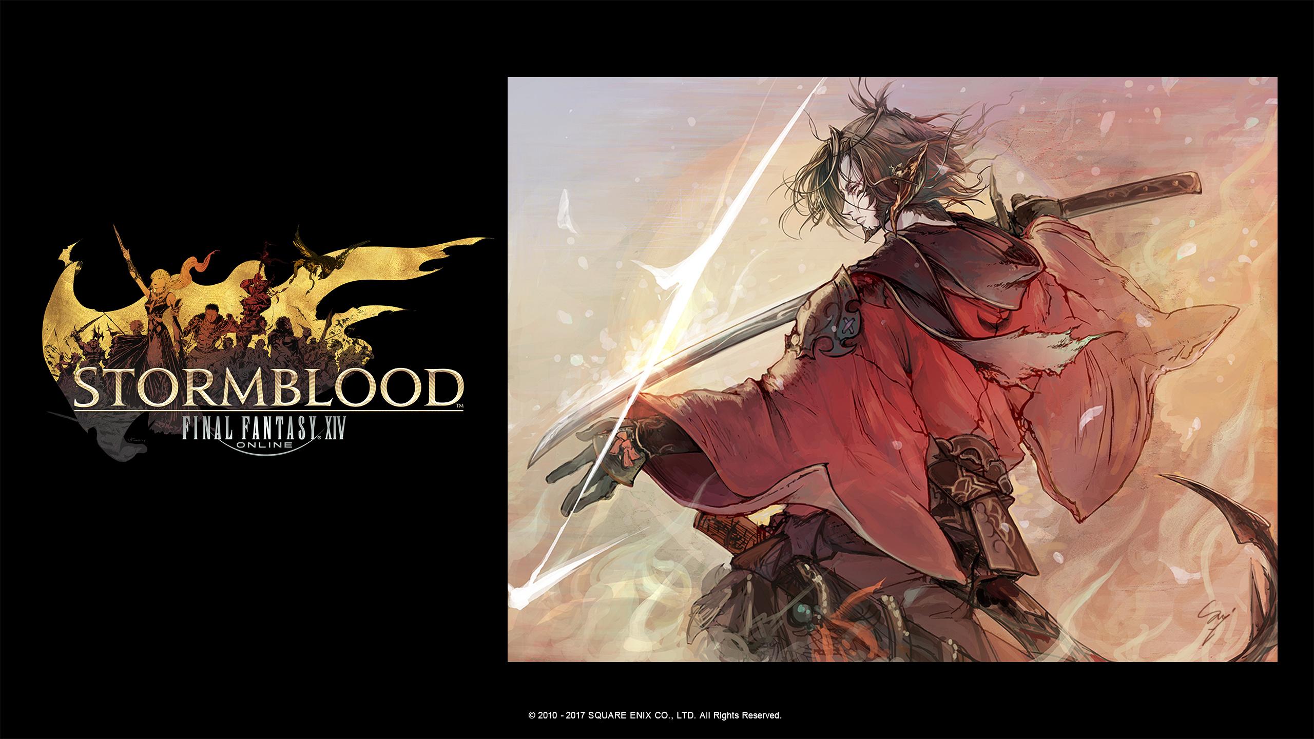 Final Fantasy Xiv Wallpaper 2526636 Zerochan Anime Image Board