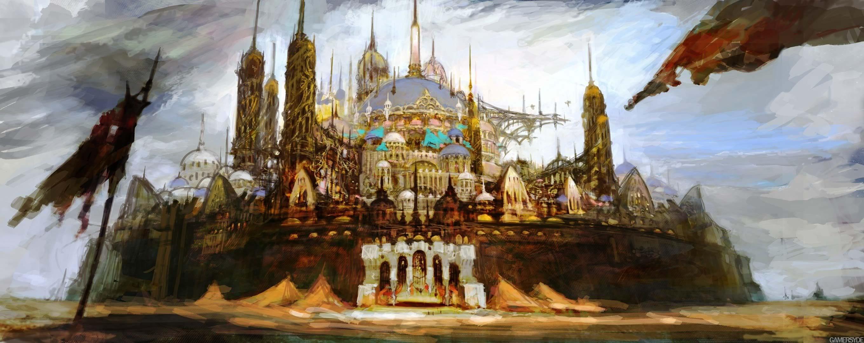 Tags Anime Final Fantasy XIV UlDah Artist Request Wallpaper