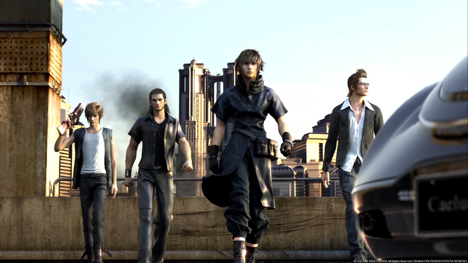 final fantasy xv - zerochan anime image board