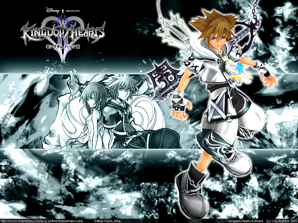 Final Form - Sora (Kingdom Hearts) - Wallpaper #815950 - Zerochan ...