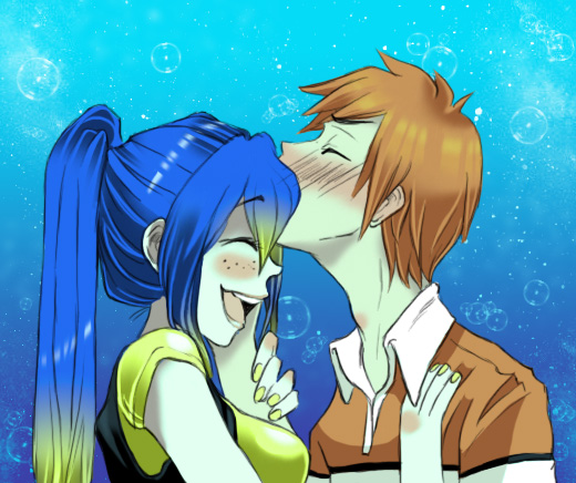 Tags: Anime, ZOE-Productions, Finding Nemo, Marlin, Dory, Fanart, Fanart From DeviantART, Disney, deviantART