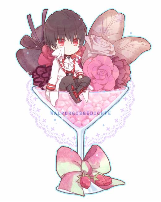 Tags: Anime, Yuuna Minato, Walpurgis no Uta ~Walpurgisgedichte~, Fins (Walpurgis no Uta), Fanart, Twitter, PNG Conversion