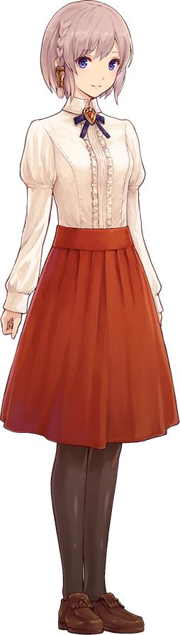 Tags: Anime, Rinzo, Fuji&gumi Games, Dare ga Tame no Alchemist, Fiona (Dare ga Tame no Alchemist), PNG Conversion, Official Art
