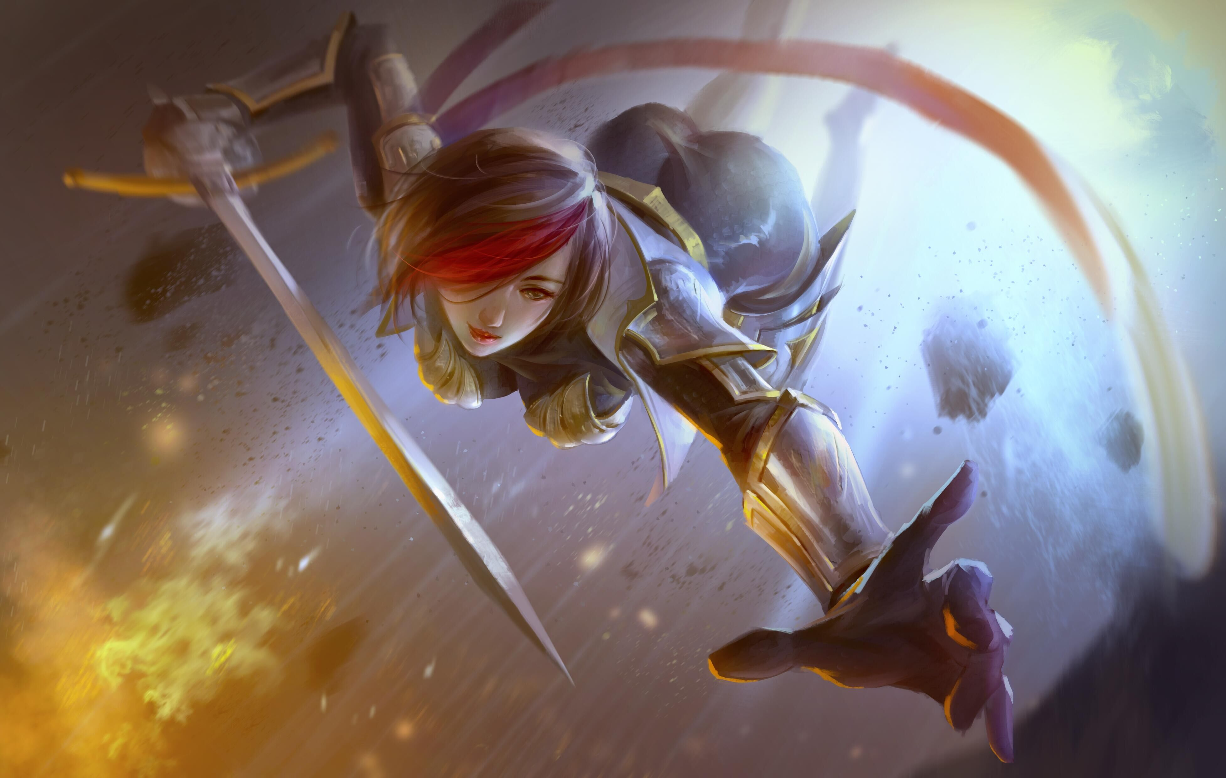 Fiora League Of Legends Zerochan Anime Image Board