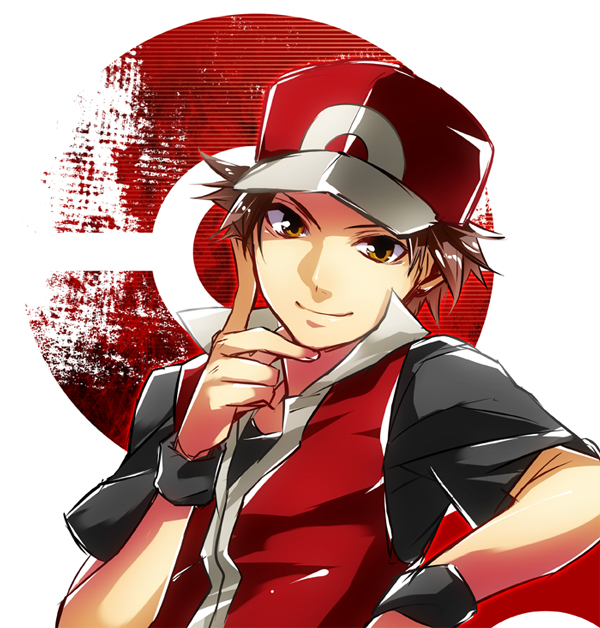 Tags: Anime, Yomo, Pokémon, Fire (Pokémon), Finger On Cheek, Pixiv, Fanart