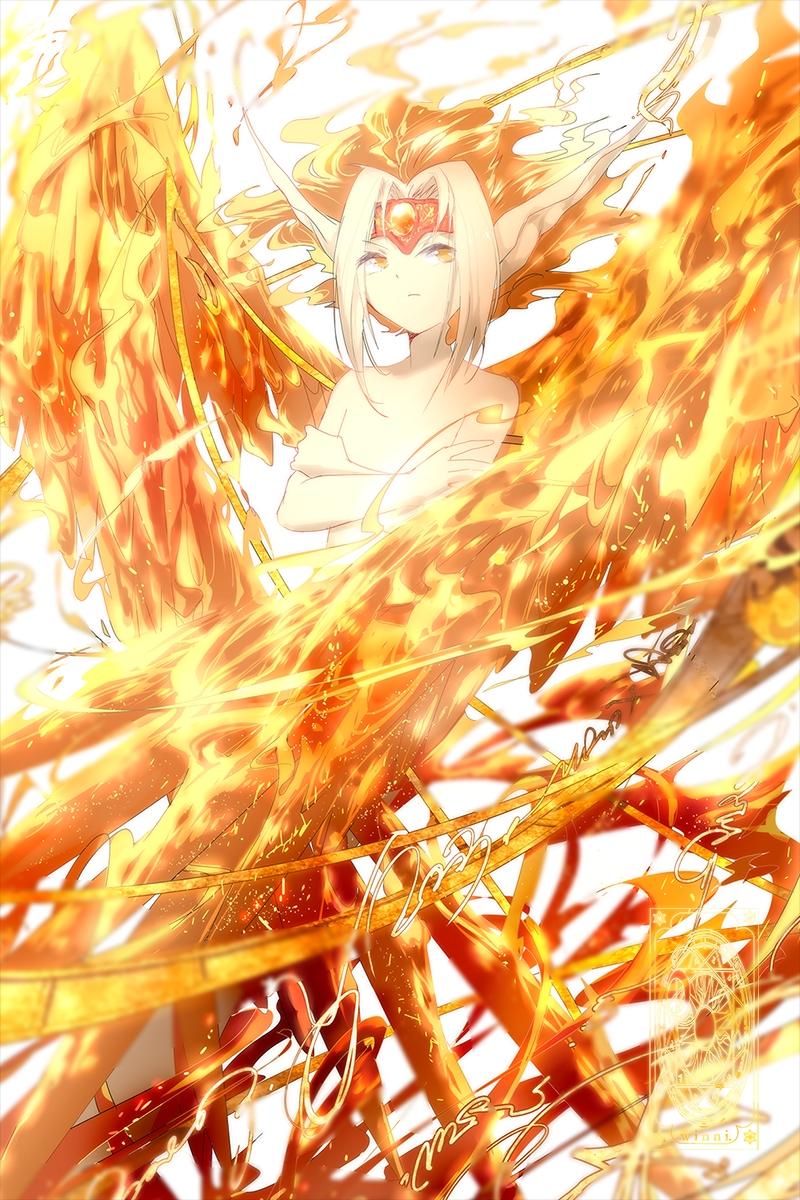 Fire Card Cardcaptor Sakura Zerochan Anime Image Board