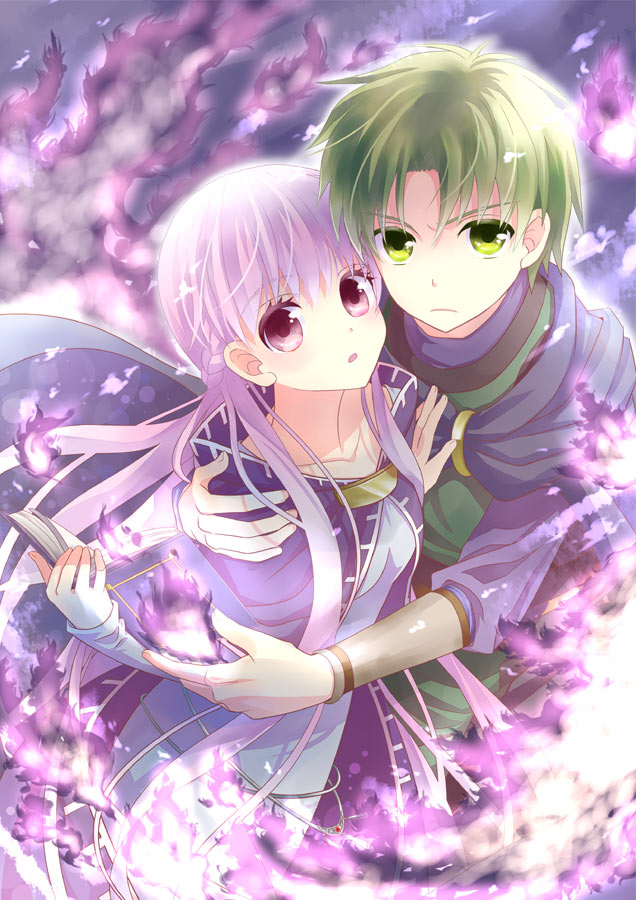 Tags: Anime, Pixiv Id 691238, Fire Emblem: Fuuin no Tsurugi, Sofiya, Lleu (Fire Emblem), Pixiv, Fanart, Fanart From Pixiv, Fire Emblem: Binding Blade